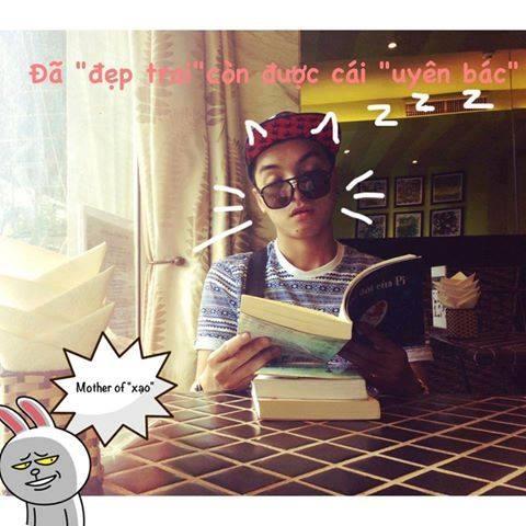 VJ Ngoc Trai: 'San sang lam mat xau de lay long fan' hinh anh 5