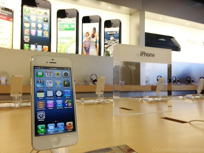 iPhone 5C, Xperia Z3, Galaxy S5 va LG G2 giam 3 trieu dong hinh anh 3