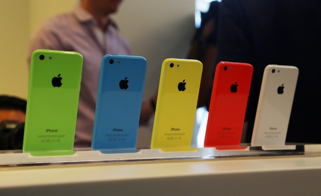 iPhone 5C khuay dong thi truong khi giam con 1,9 trieu dong hinh anh 2