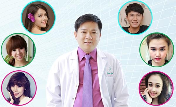 4 ca phau thuat doi doi cua ban tre Viet hinh anh 4 Bác sĩ Nguyễn Phan Tú Dung - GĐ Viện thẩm mỹ Hàn Quốc JW.