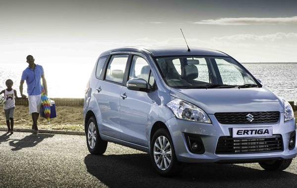 Suzuki Ertiga - xe cho gia dinh gia 599 trieu hinh anh
