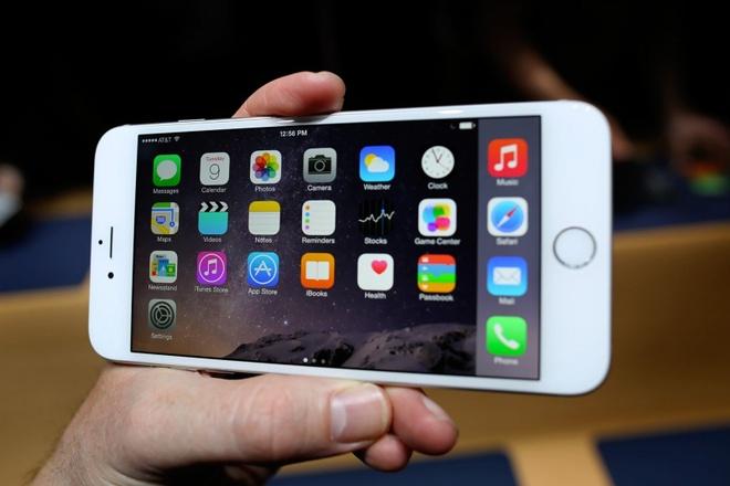 iPhone 6 chinh hang giam gia gan 1 trieu dong hinh anh