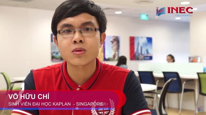 Kaplan Singapore tang phi ghi danh cho sinh vien Viet Nam hinh anh 2