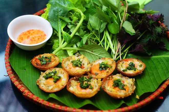 Thuong thuc dac san mien Tay ngon la tai Ha Noi hinh anh