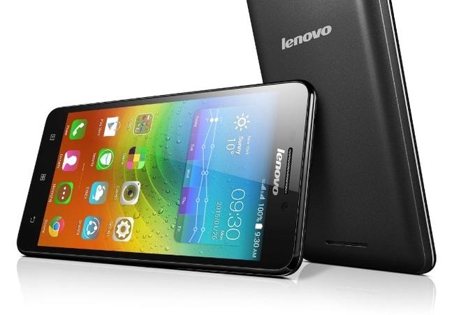 Lenovo A5000 - smartphone pin khoe ho tro sac nhanh hinh anh