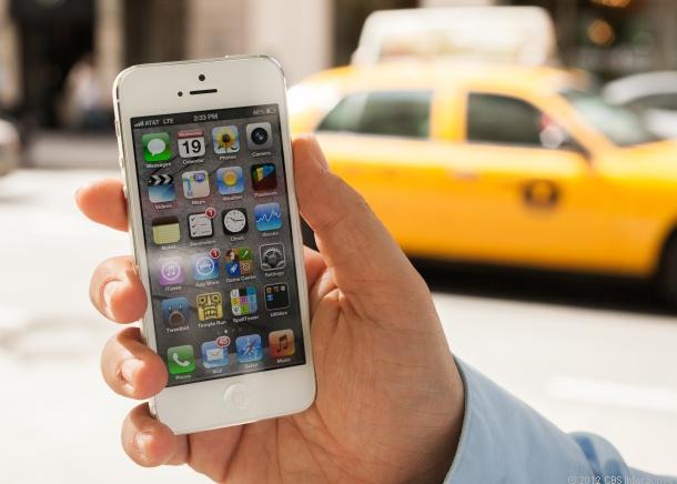 iPhone 5 lock Nhat, My gia 2,9 trieu dai nao thi truong Viet hinh anh