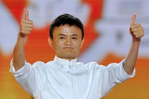 Ty phu Trung Quoc Jack Ma doi doi nho gioi tieng Anh hinh anh 1