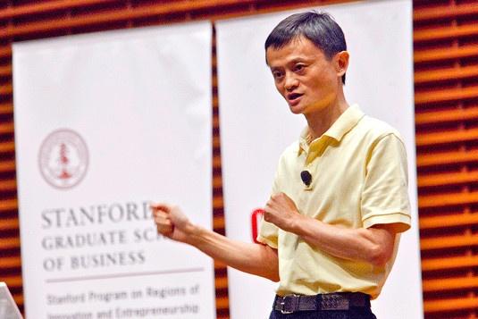 Ty phu Trung Quoc Jack Ma doi doi nho gioi tieng Anh hinh anh 2