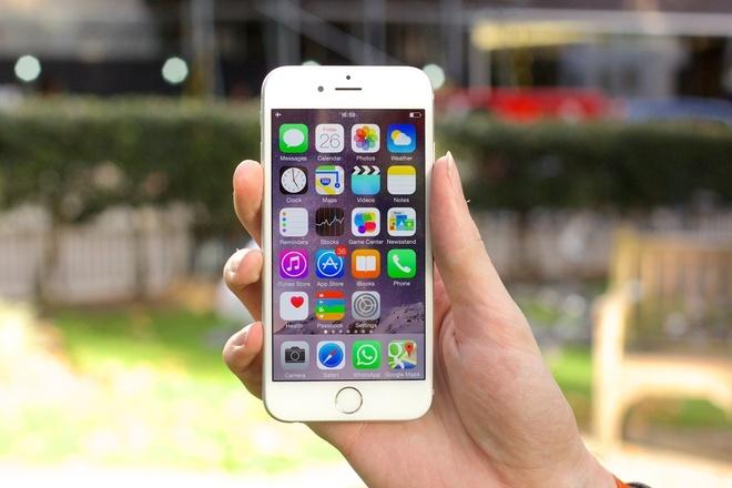 iPhone 6 lock Nhat ve Viet Nam voi gia 9,9 trieu dong hinh anh
