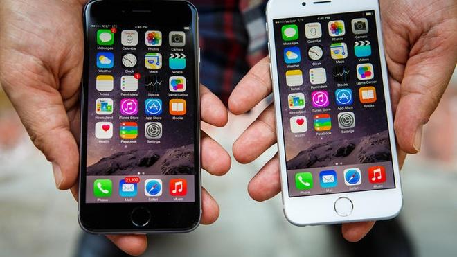 5 con sot iPhone cu gia re tai Viet Nam nua dau 2015 hinh anh