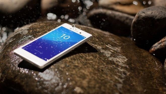 Xperia M4 Aqua: Smartphone chong nuoc phan khuc 6 trieu dong hinh anh