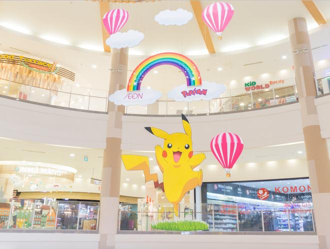 Co hoi gap go Pokemon tai Viet Nam trong mua he hinh anh 3