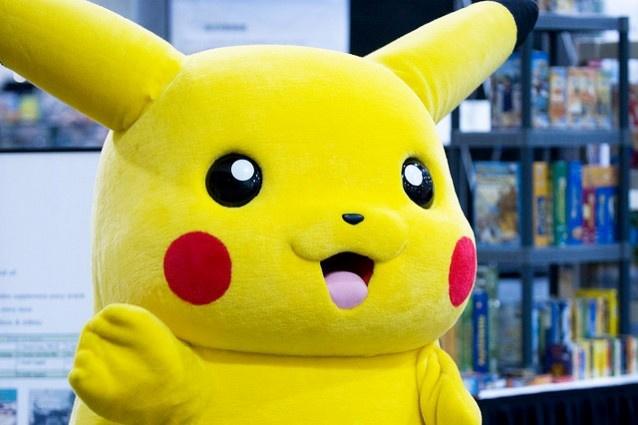 Co hoi gap go Pokemon tai Viet Nam trong mua he hinh anh 1