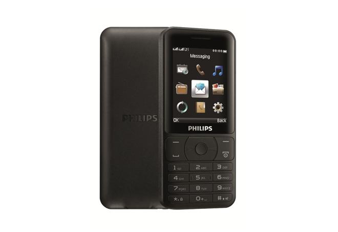 Philips Xenium E180 - dien thoai cho thoi gian cho 4 thang hinh anh
