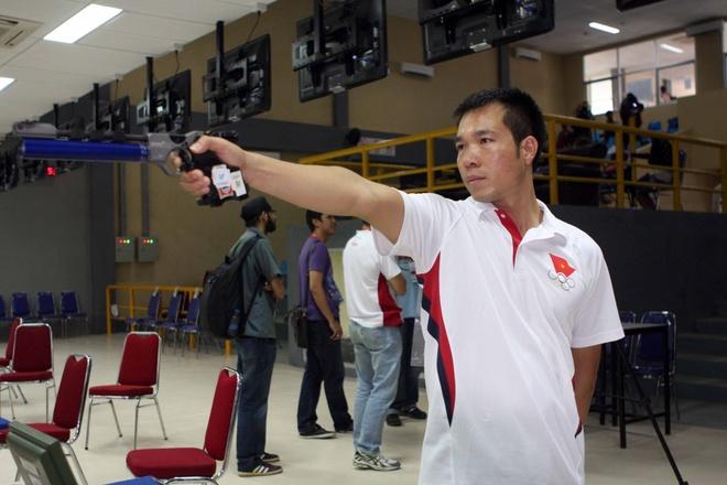 Hoang Xuan Vinh: Hy vong Olympic cho mot ky SEA Games hinh anh