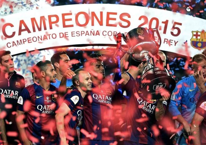 Barcelona - su tro lai cua mot de che hinh anh 1