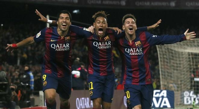 Barcelona - su tro lai cua mot de che hinh anh 2