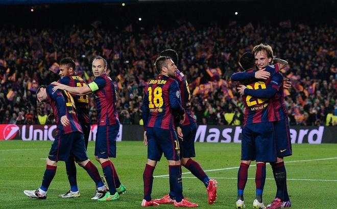 Barcelona - su tro lai cua mot de che hinh anh 3