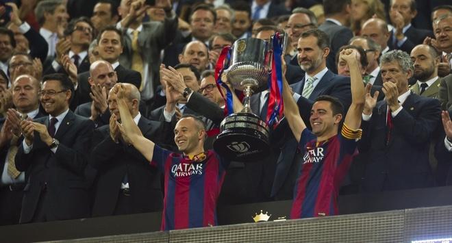 Barcelona - su tro lai cua mot de che hinh anh 4