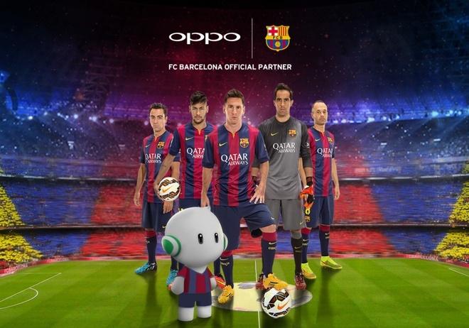Barcelona - su tro lai cua mot de che hinh anh 5