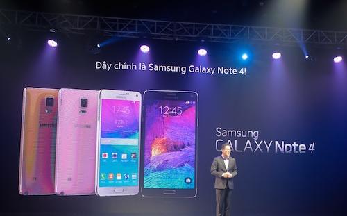 Galaxy Note 4 chinh hang giam gia 6 trieu dong hinh anh 1