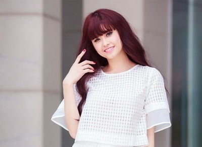 Street style thanh lich va goi cam cua Truong Quynh Anh hinh anh