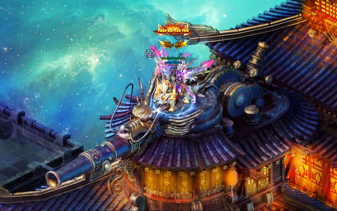 Webgame khoa huyen Cuu Tinh Vo Song chinh thuc ra mat hinh anh