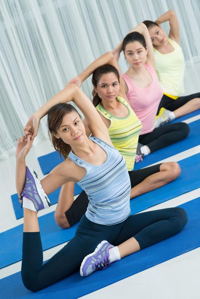 Nhiều người đến với phương pháp pilates vì họ bị thu hút bởi những bài tập hữu ích nhằm đạt đến một thân hình thon thả và hoàn chỉnh.