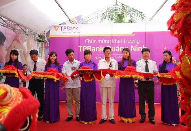 TPBank mo chi nhanh tai Quang Ninh hinh anh 1