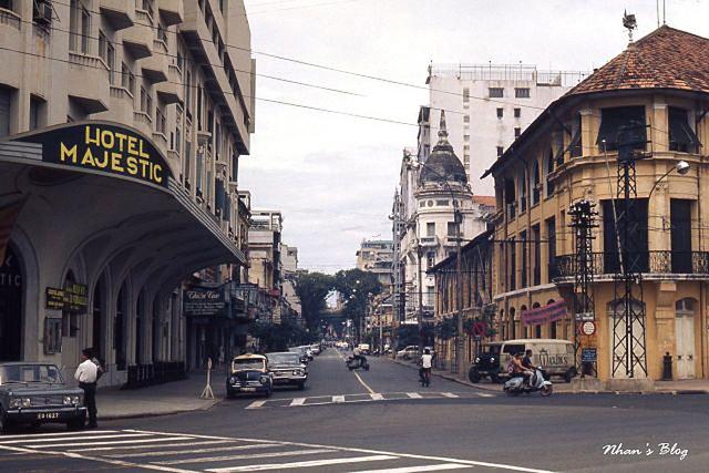 Dong Khoi street Vietnam