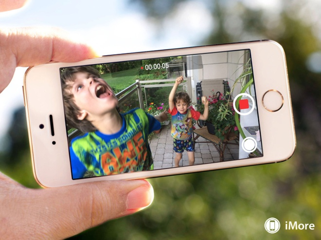 iPhone 5S quoc te giam gia con 4,9 trieu dong hinh anh 1