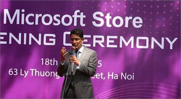 Microsoft ra mat cua hang phan phoi chinh hang tai Viet Nam hinh anh