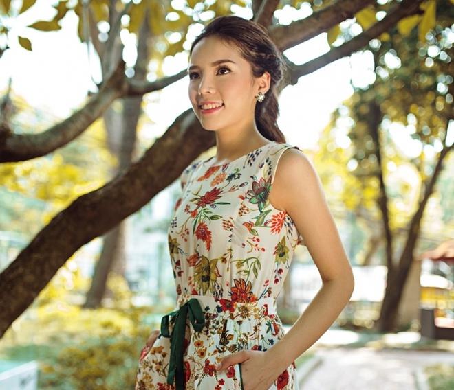 Hoa hau Ky Duyen: 'Phu nu dep hay xau la do minh' hinh anh