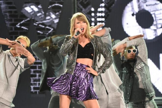 5 diem dac biet trong '1989 world tour' cua Taylor Swift hinh anh