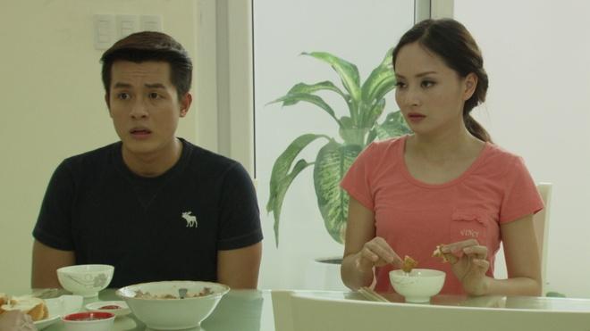 Thuy Duong long tieng cho phim truyen hinh 'Lam dau' hinh anh 4