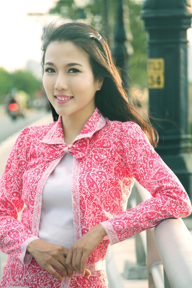 Thuy Duong long tieng cho phim truyen hinh 'Lam dau' hinh anh 1