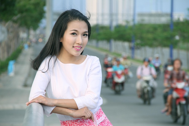 Thuy Duong long tieng cho phim truyen hinh 'Lam dau' hinh anh 2