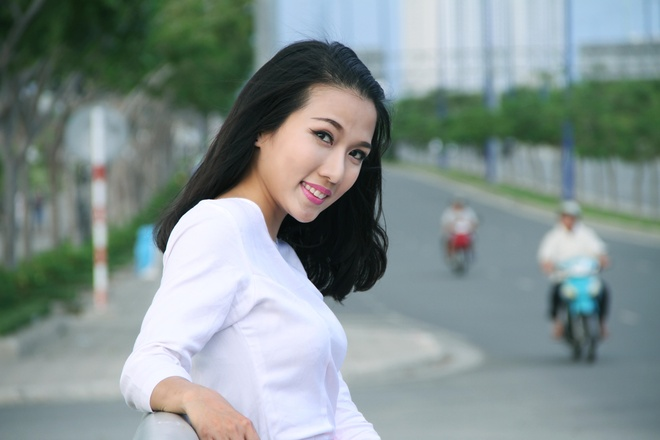 Thuy Duong long tieng cho phim truyen hinh 'Lam dau' hinh anh 3