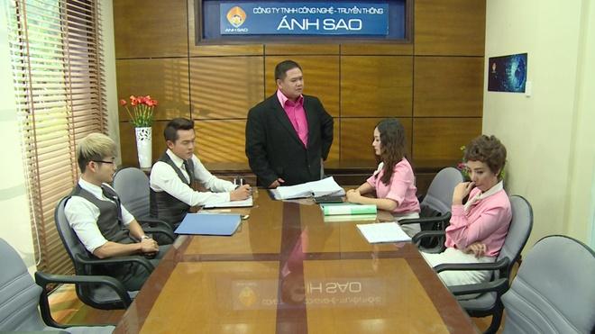 Thuy Duong long tieng cho phim truyen hinh 'Lam dau' hinh anh 5