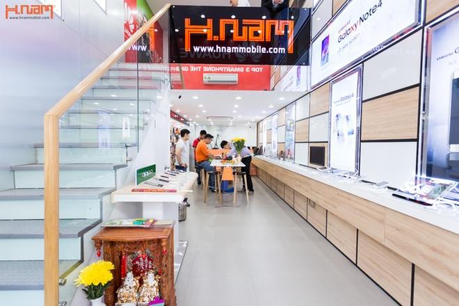 Tang 600 lit xang tai cua hang Hnam Mobile thu 13 hinh anh