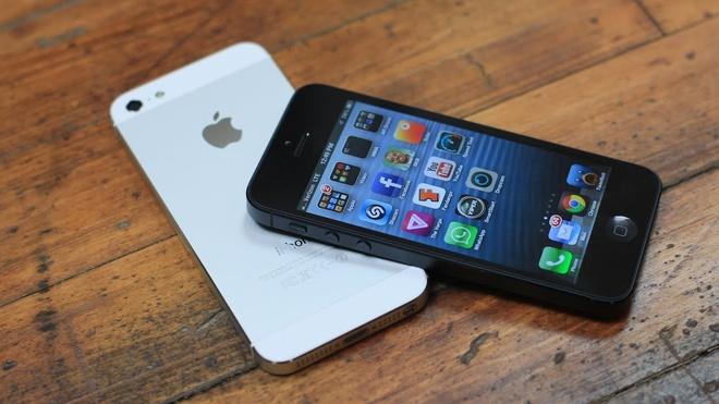 iPhone 5 giam gia xuong 2,9 trieu dong hinh anh