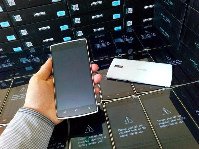 DCO 580: Smartphone chup anh dep, gia binh dan hinh anh