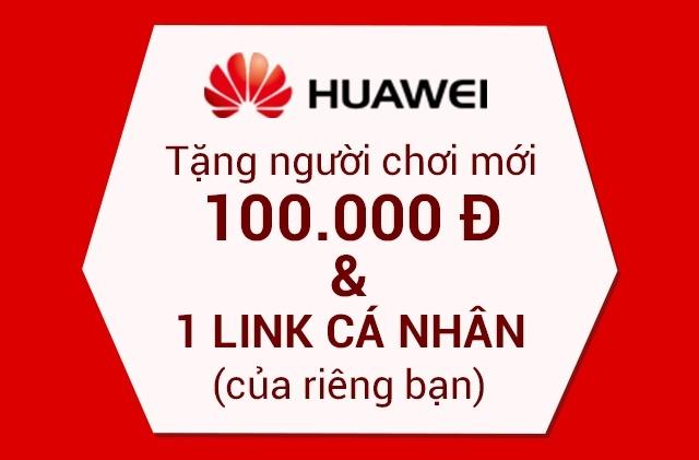 Bi kip san dien thoai Huawei tren Zalo hinh anh