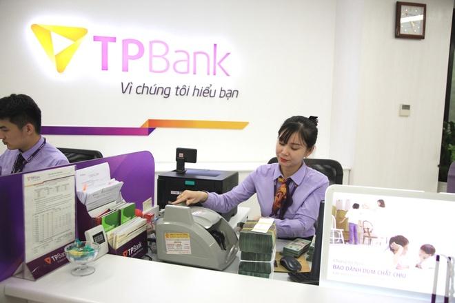TPBank dat loi nhuan 342 ty dong trong 6 thang dau nam hinh anh
