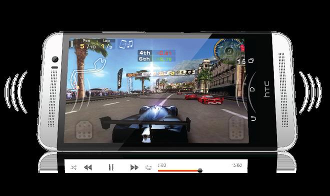 HTC One E8: Smartphone tien dung cho ban tre yeu du lich hinh anh 1 HTC One E8 dual sim được trang bị cấu hình mạnh mẽ.