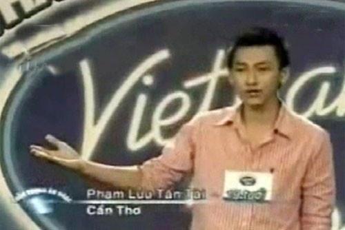 Trượt tại Vietnam Idol nhưng Isaac vẫn không từ bỏ đam mê ca hát.
