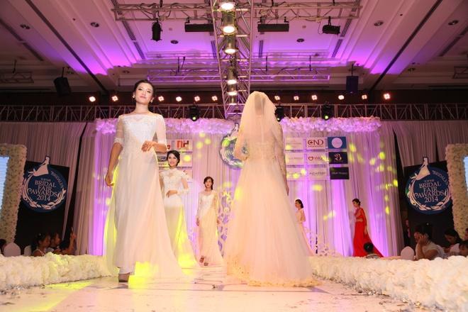 Uu dai 50% cac dich vu cuoi tai Luxury Bridal Fashion Show hinh anh