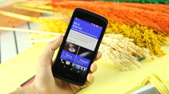 Desire 326G mới được bán tại thegioididong.com với giá 2,69 triệu đồng, tặng kèm một năm dùng 3G miễn phí.