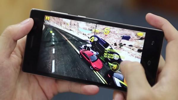 Massgo E3: Smartphone pin ben, thiet ke thanh lich hinh anh