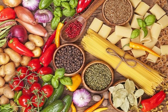 Cach bo sung chat xo cho nguoi ban ron hinh anh 1 Các loại đậu, hạt là nguồn thực phẩm giàu chất xơ.